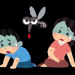 """コリン性蕁麻疹と蚊の関係?害虫のヤブ蚊に刺された後に""""じんましん""""を発症した可能性が?"""